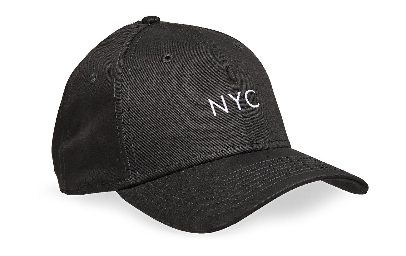 New Era NYC SEASONAL 9FORTY NE - BLK