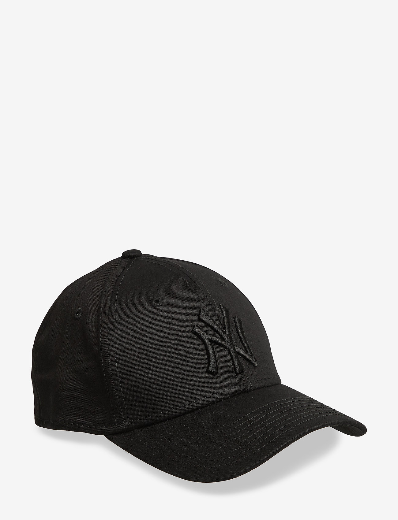New Era - 39THIRTY LEAGUE BASIC NEYYAN - caps - black - 0