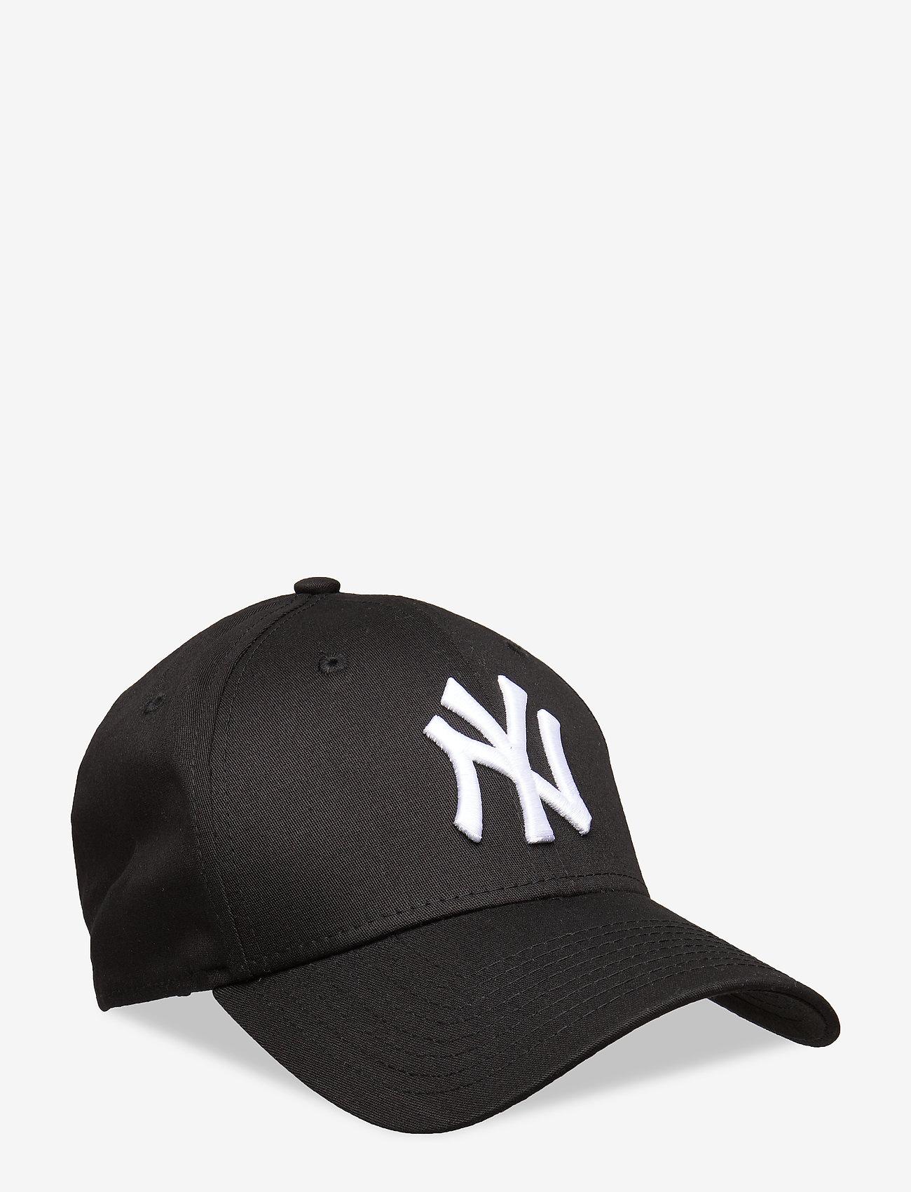 New Era - 39THIRTY LEAGUE BASIC NEYYAN - caps - black/white - 0