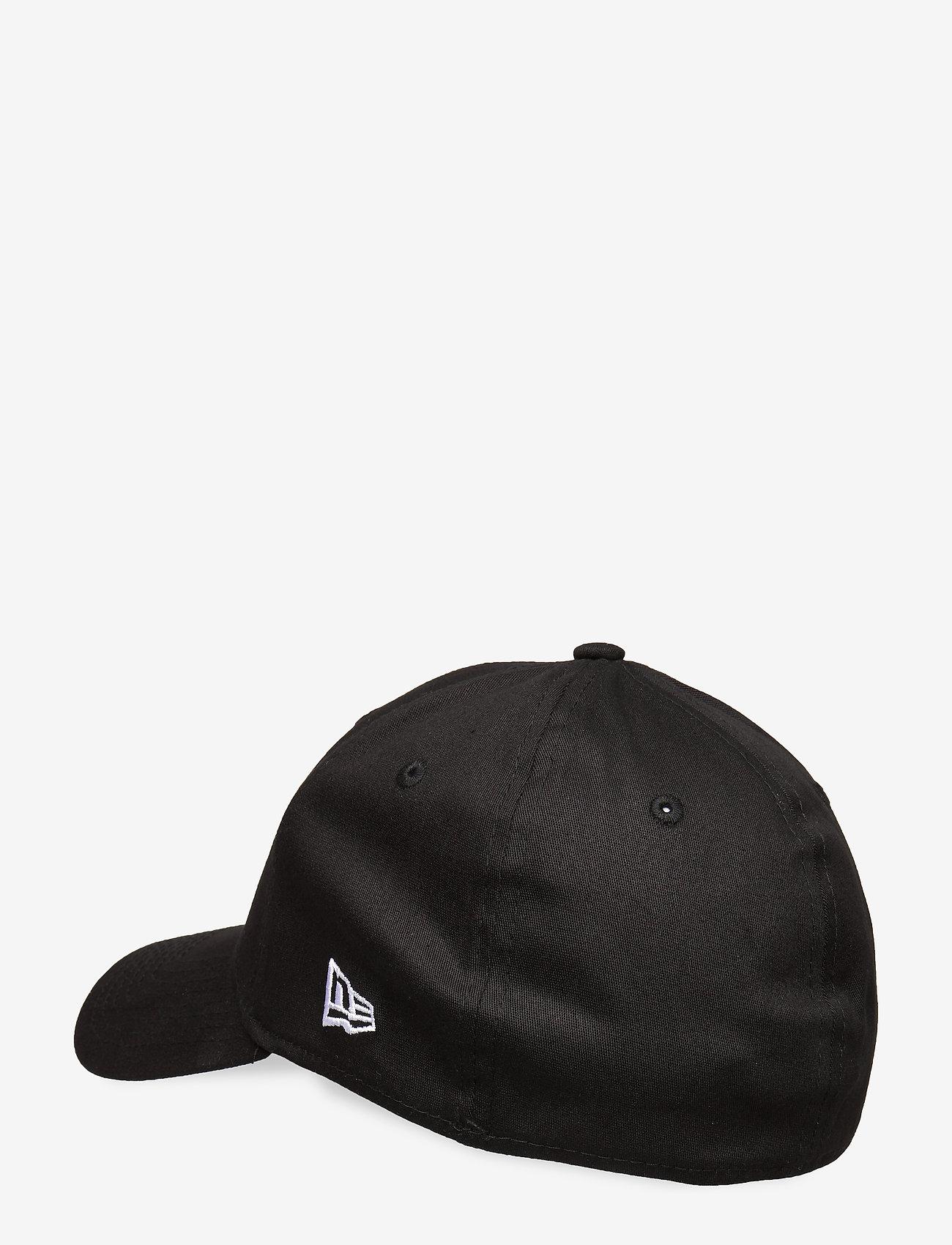 New Era - 39THIRTY LEAGUE BASIC NEYYAN - caps - black/white - 1