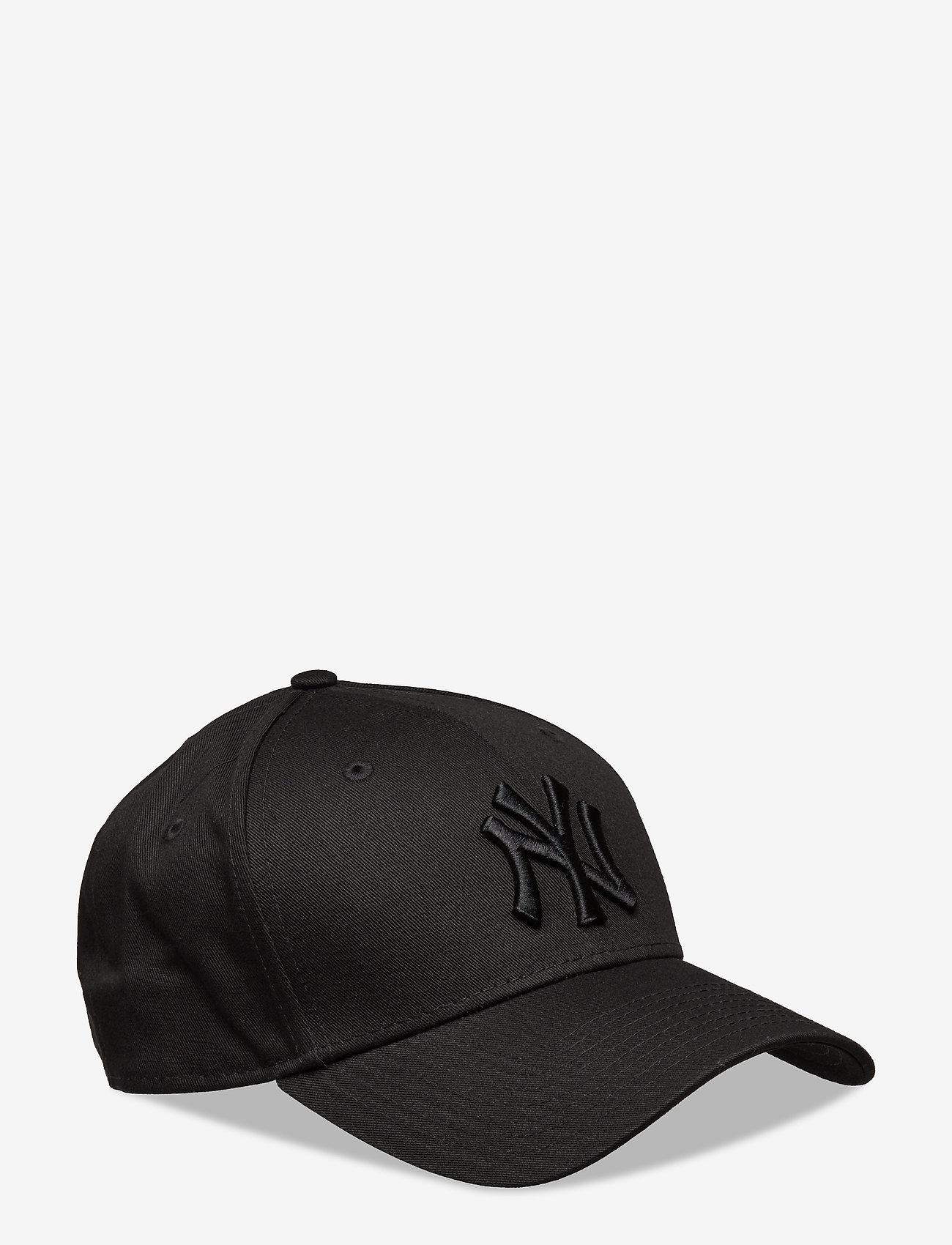 New Era - MLB LEAGUE ESS 940 NEYYAN - czapki - blkblk - 0