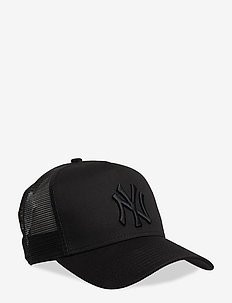 CLEAN TRUCKER NEYYAN - caps - blkblk
