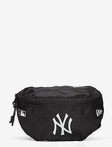 MLB MINI WAIST BAG NEYYAN - tragetaschen & kleine taschen - blk