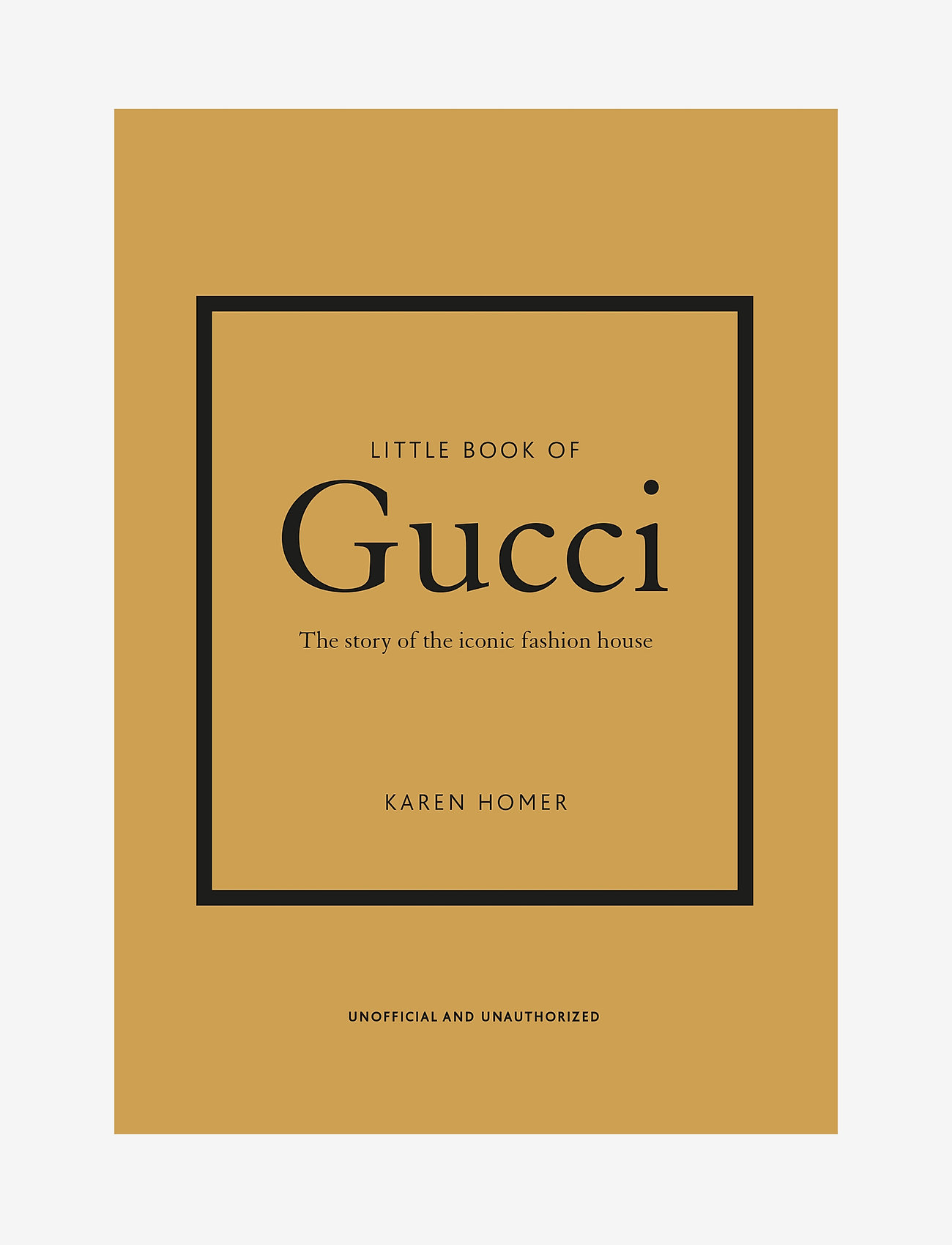 New Mags - Little Book of Gucci - shop etter pris - gold - 0