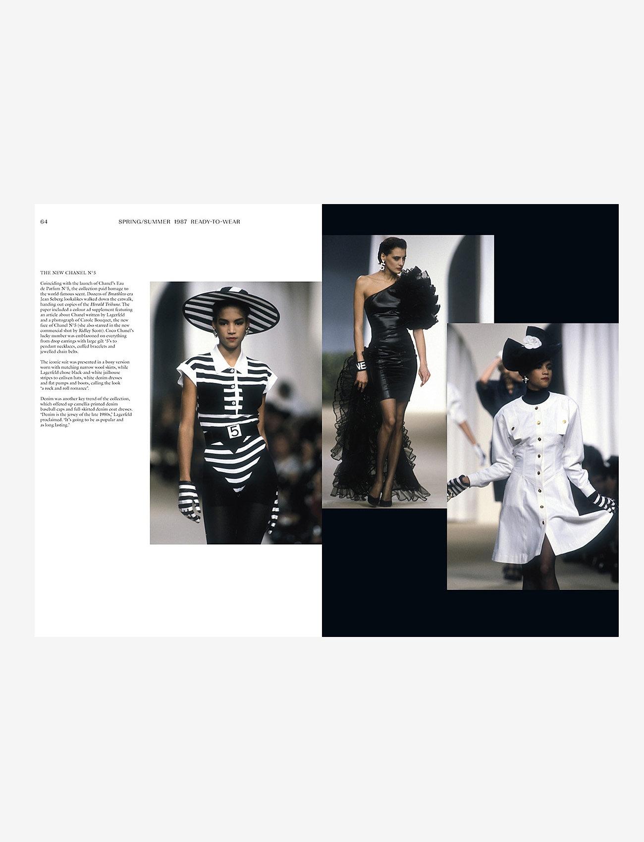 New Mags - Chanel Catwalk - shop etter pris - black - 2