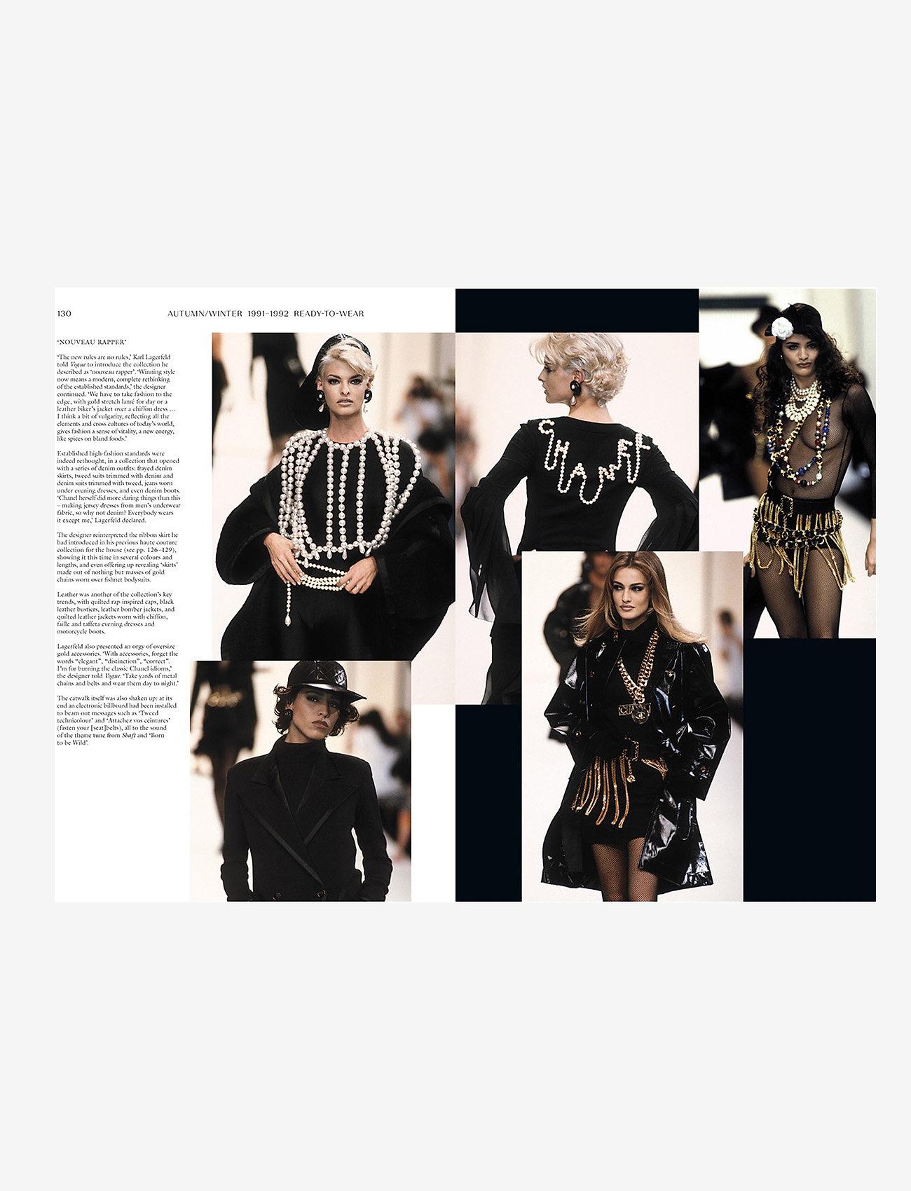 New Mags - Chanel Catwalk - shop etter pris - black - 4