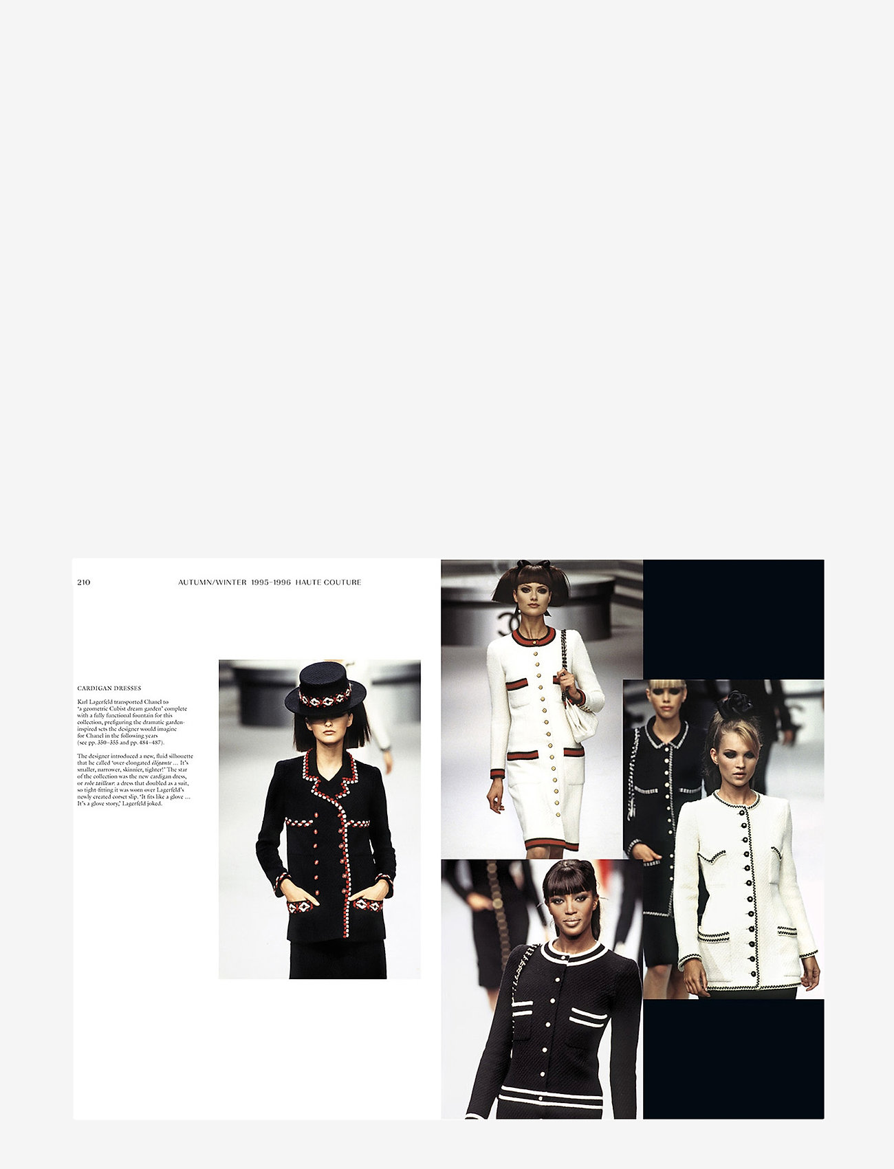 New Mags - Chanel Catwalk - shop etter pris - black - 5