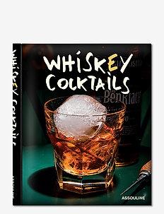Whiskey Cocktails - interiør - balck/green/brown