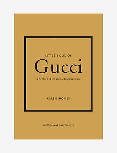 Little Book of Gucci - shop etter pris - gold