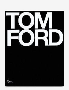 Tom Ford - bøker - black