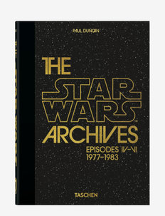 The Star Wars Archives 40 series - bøker - black