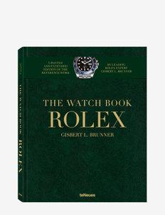 Rolex - bøker - green