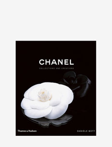 Chanel Collections and Creations - bøker - black