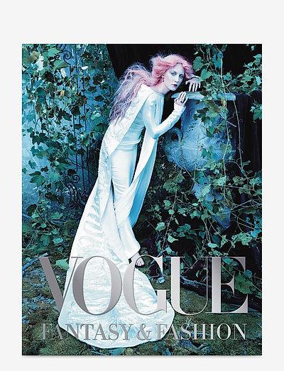 Vogue: Fantasy & Fashion - böcker - turquoise/green