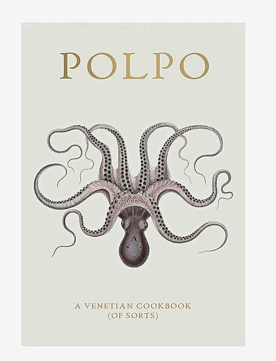 Polpo - böcker - linen