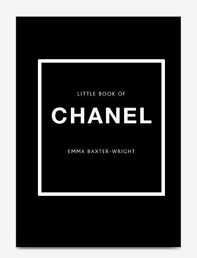 The little book of Chanel - interiör - black
