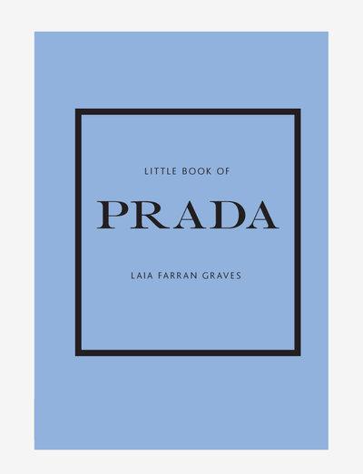 Little Book of Prada - böcker - light blue