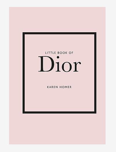 Little Book of Dior - mellan 1000-2000 kr - light pink