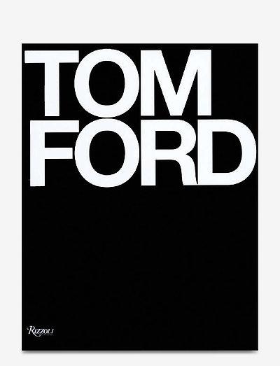 Tom Ford - böcker - black