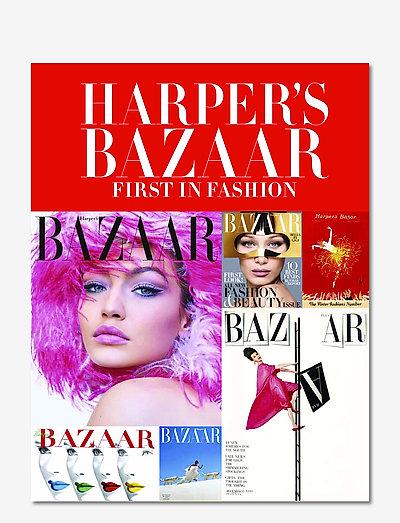 Harper's Bazaar - böcker - red/white