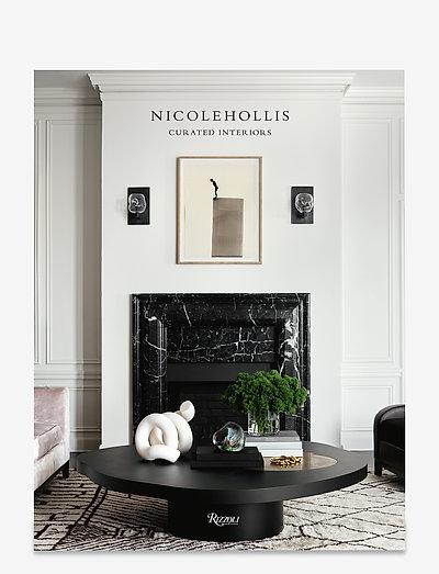 Curated Interiors: Nicole Hollis - böcker - white/black