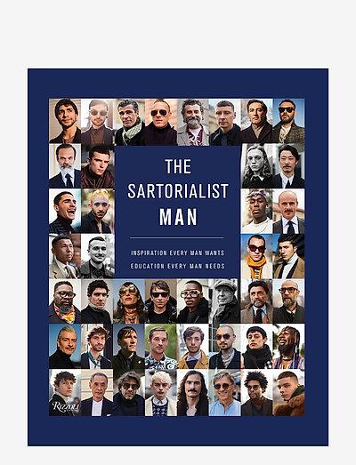 The Sartorialist: MAN - böcker - dark blue