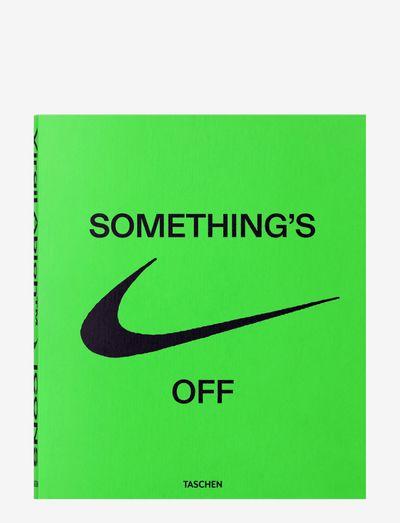 Virgil Abloh. Nike. ICONS - böcker - green
