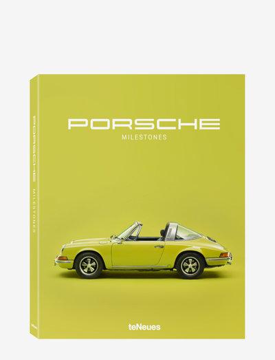 Porsche Milestone - böcker - light green