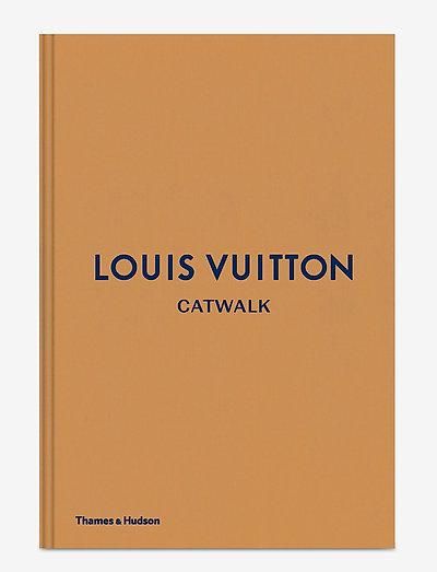 Louis Vuitton Catwalk - böcker - orange