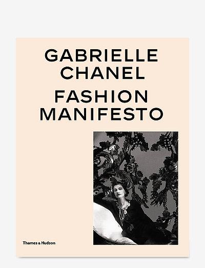Gabrielle Chanel - böcker - beige