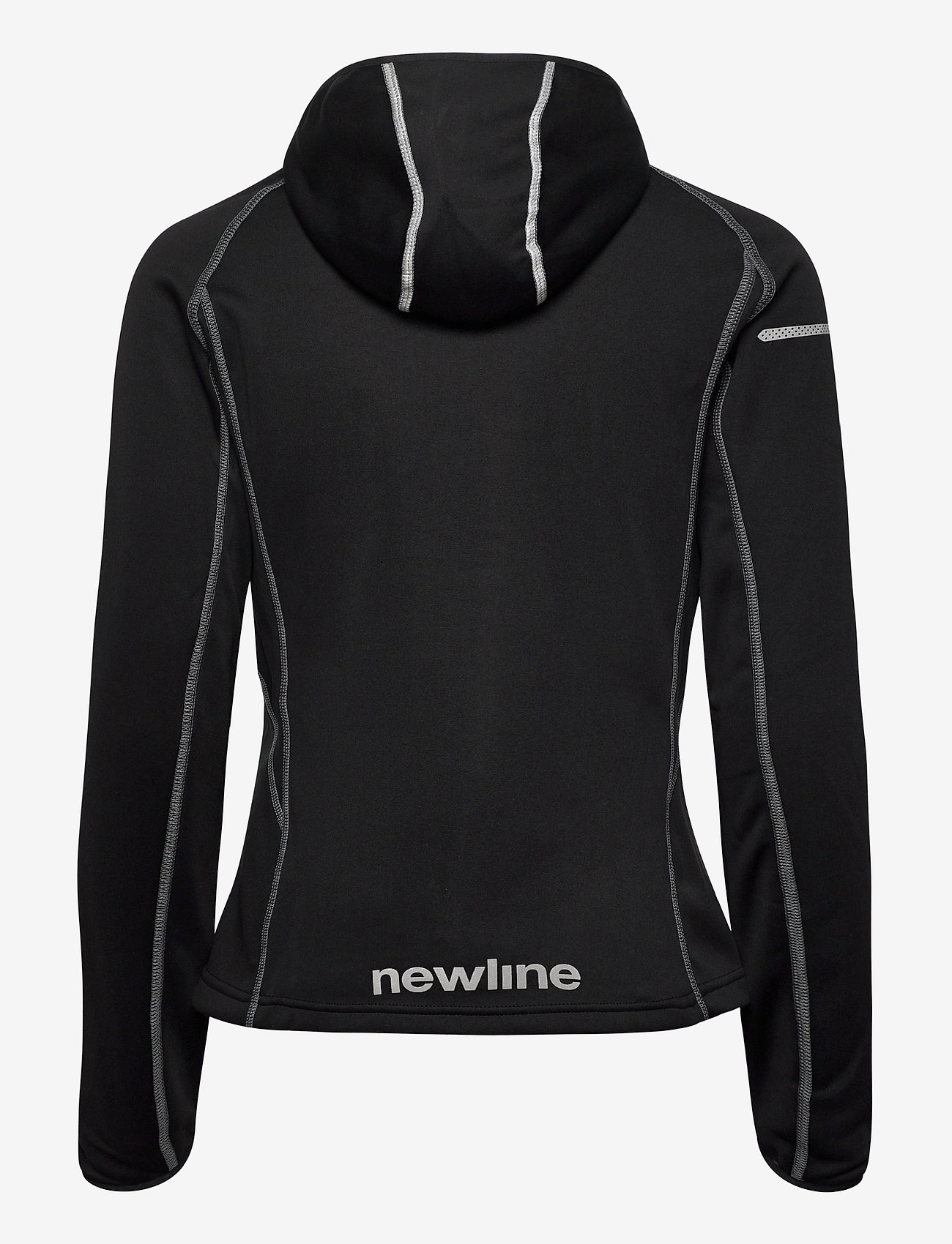 Newline - Base Warm Up Jacket - hoodies - black - 1