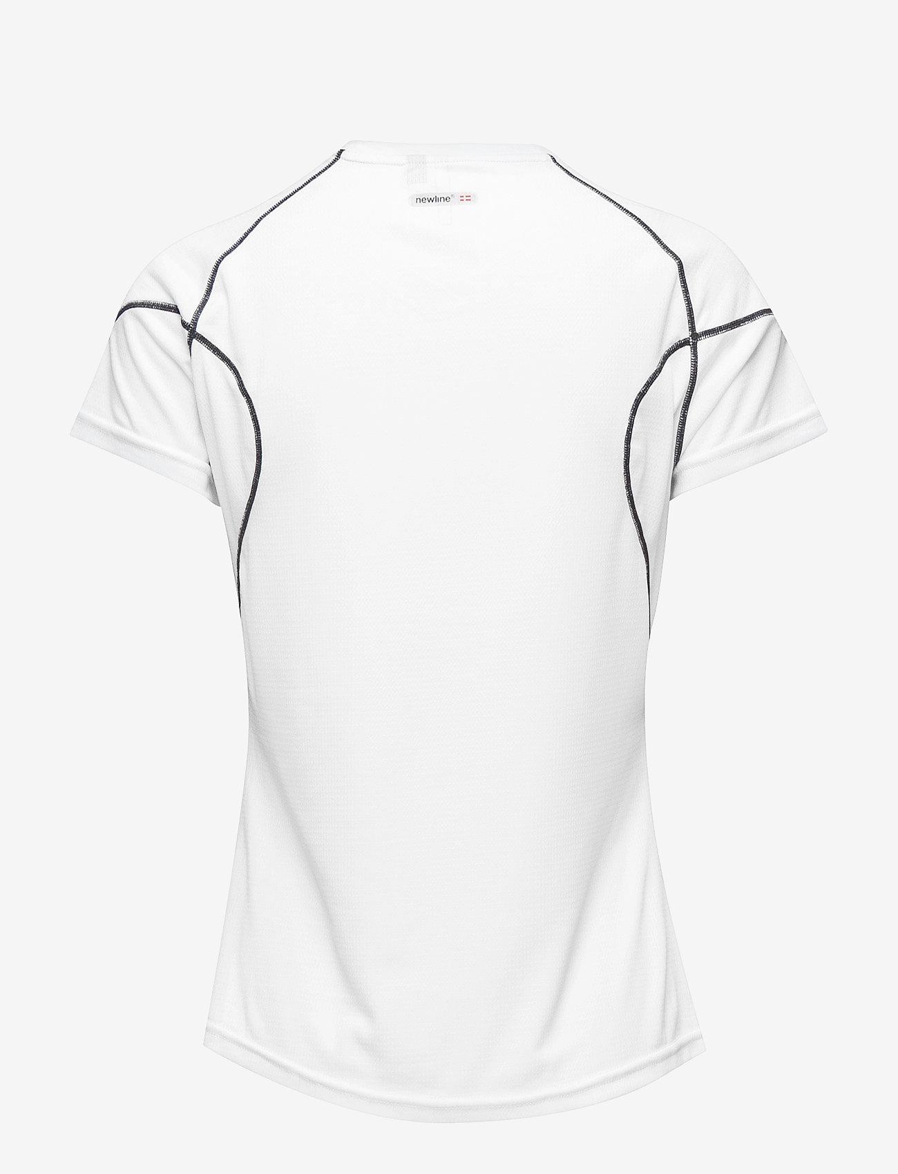 Newline - Base Coolskin Tee - logo t-shirts - white - 1