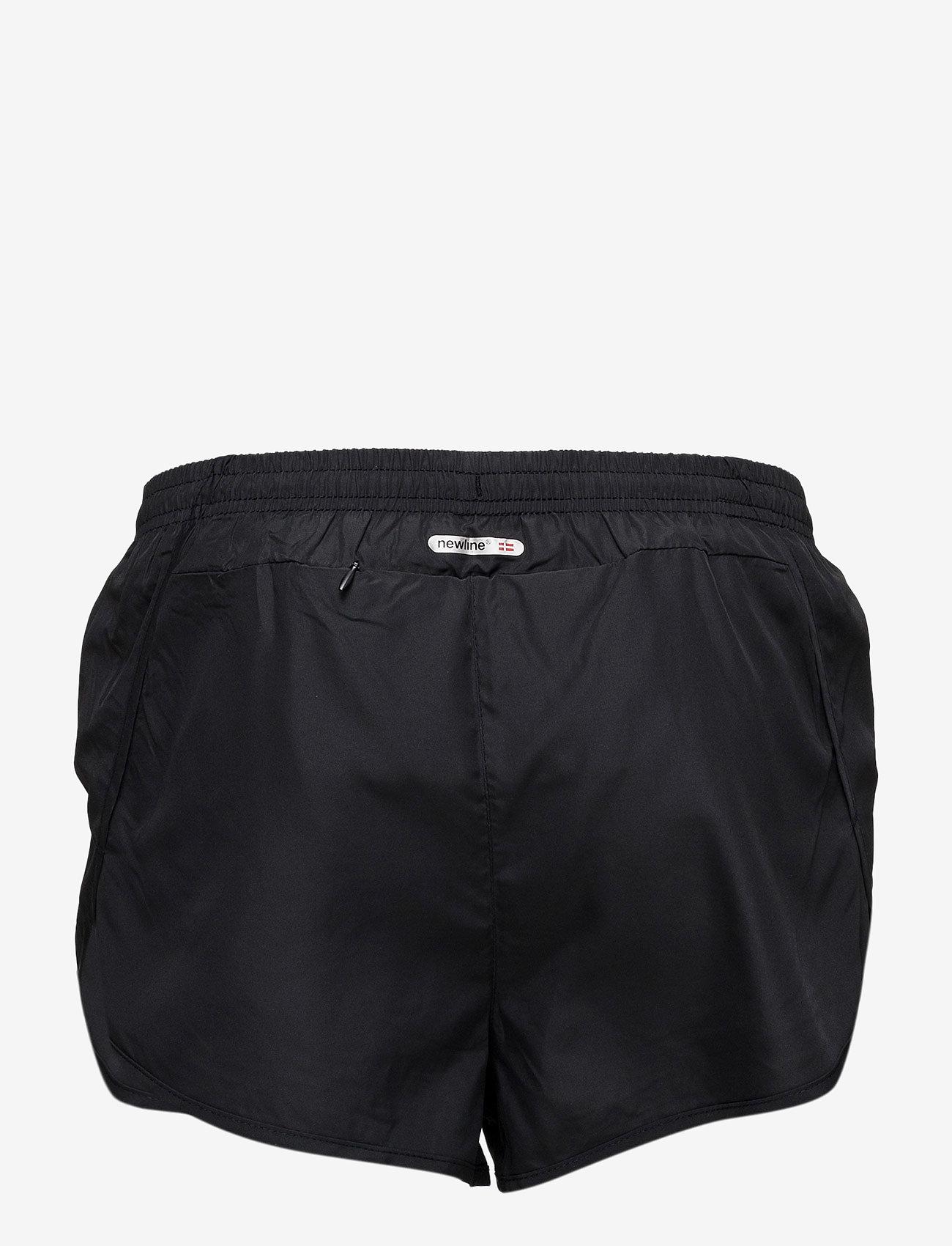 Newline - Base Split Shorts - treningsshorts - black - 1