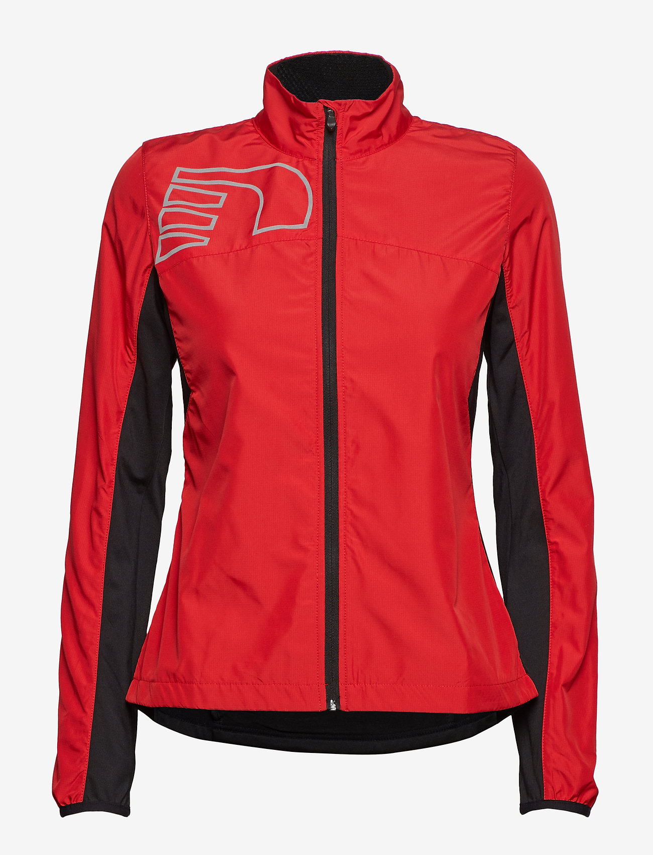 Newline - CORE CROSS JACKET - koulutustakit - red - 1