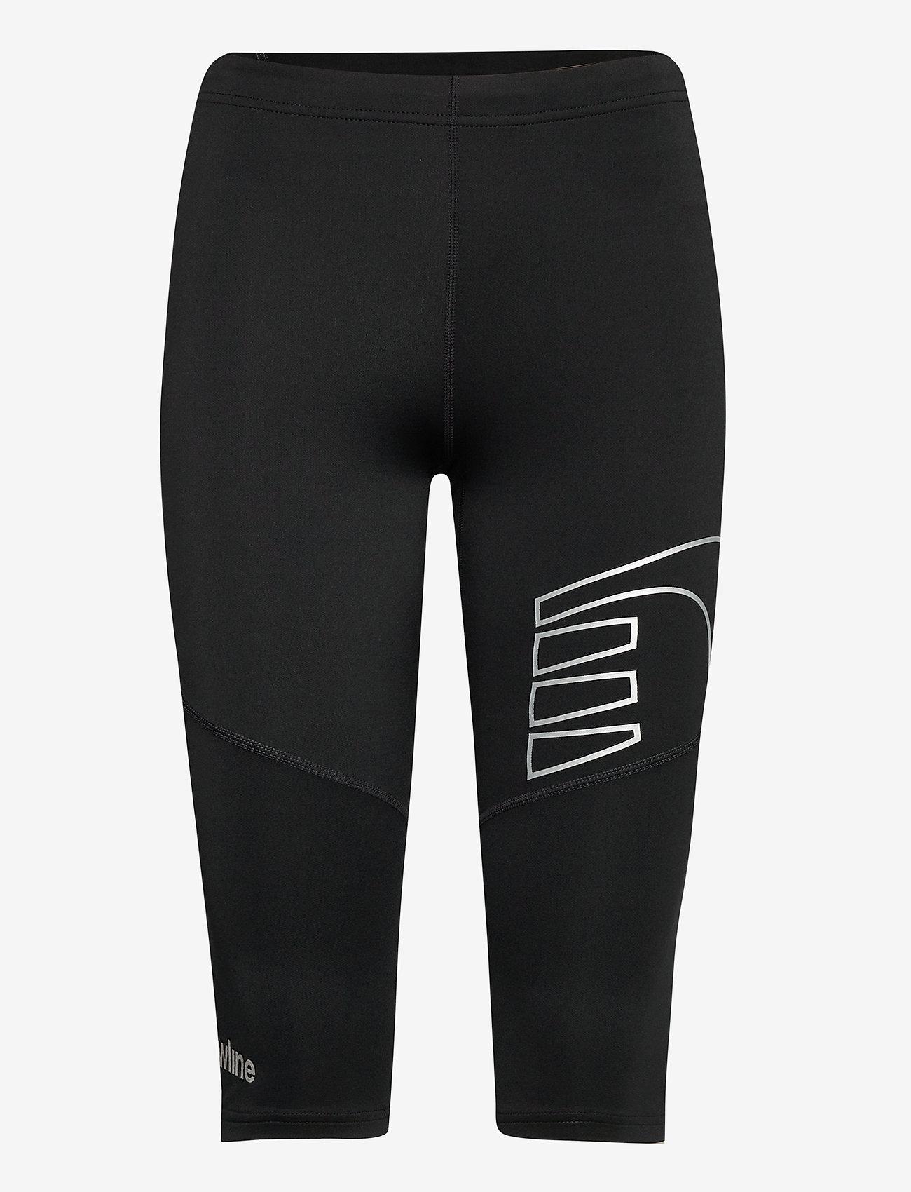 Newline - Core Knee Tights - running & training tights - black - 0
