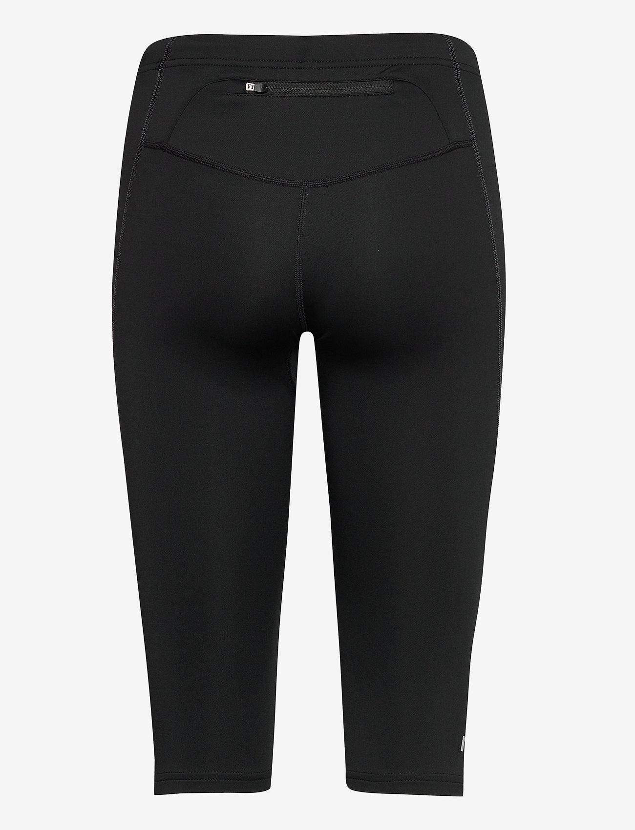 Newline - Core Knee Tights - running & training tights - black - 1