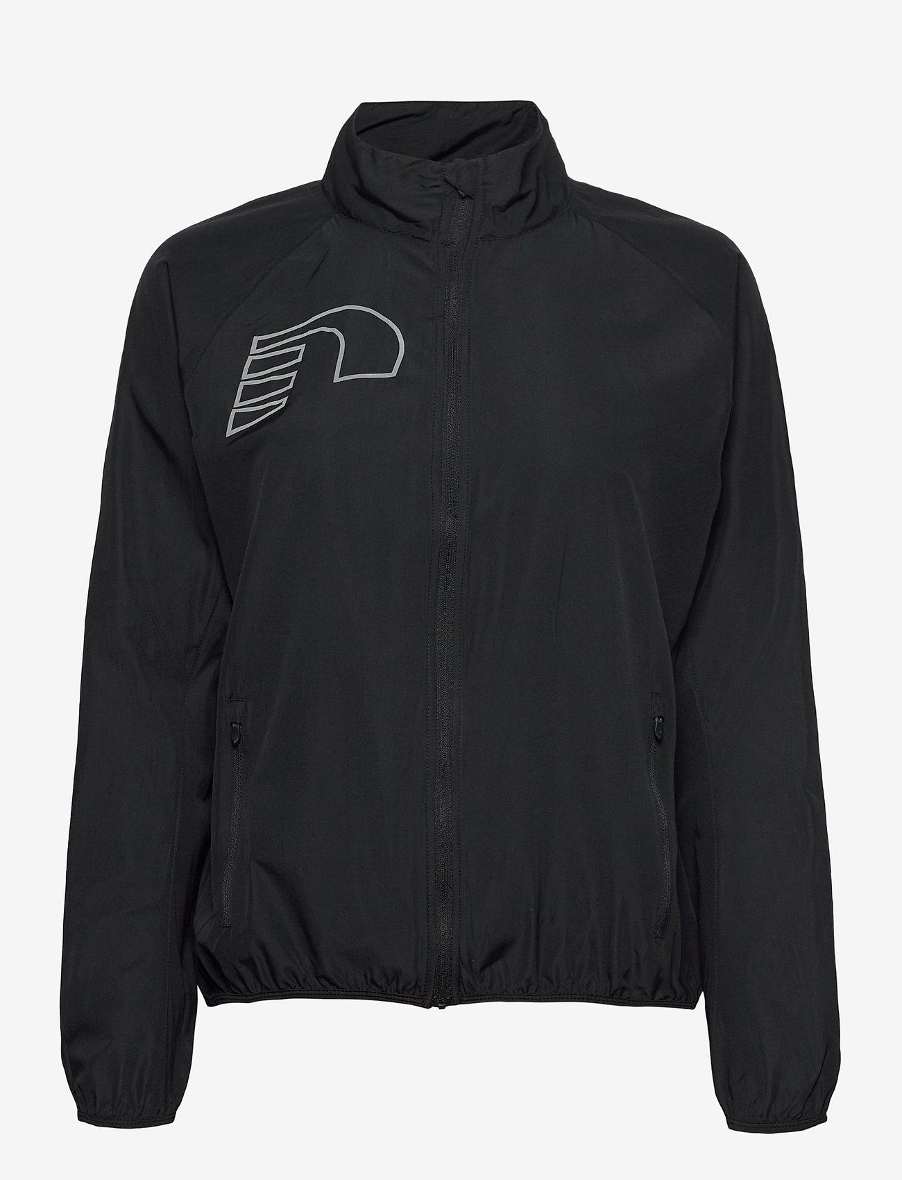 Newline - CORE JACKET - vestes d'entraînement - black - 1