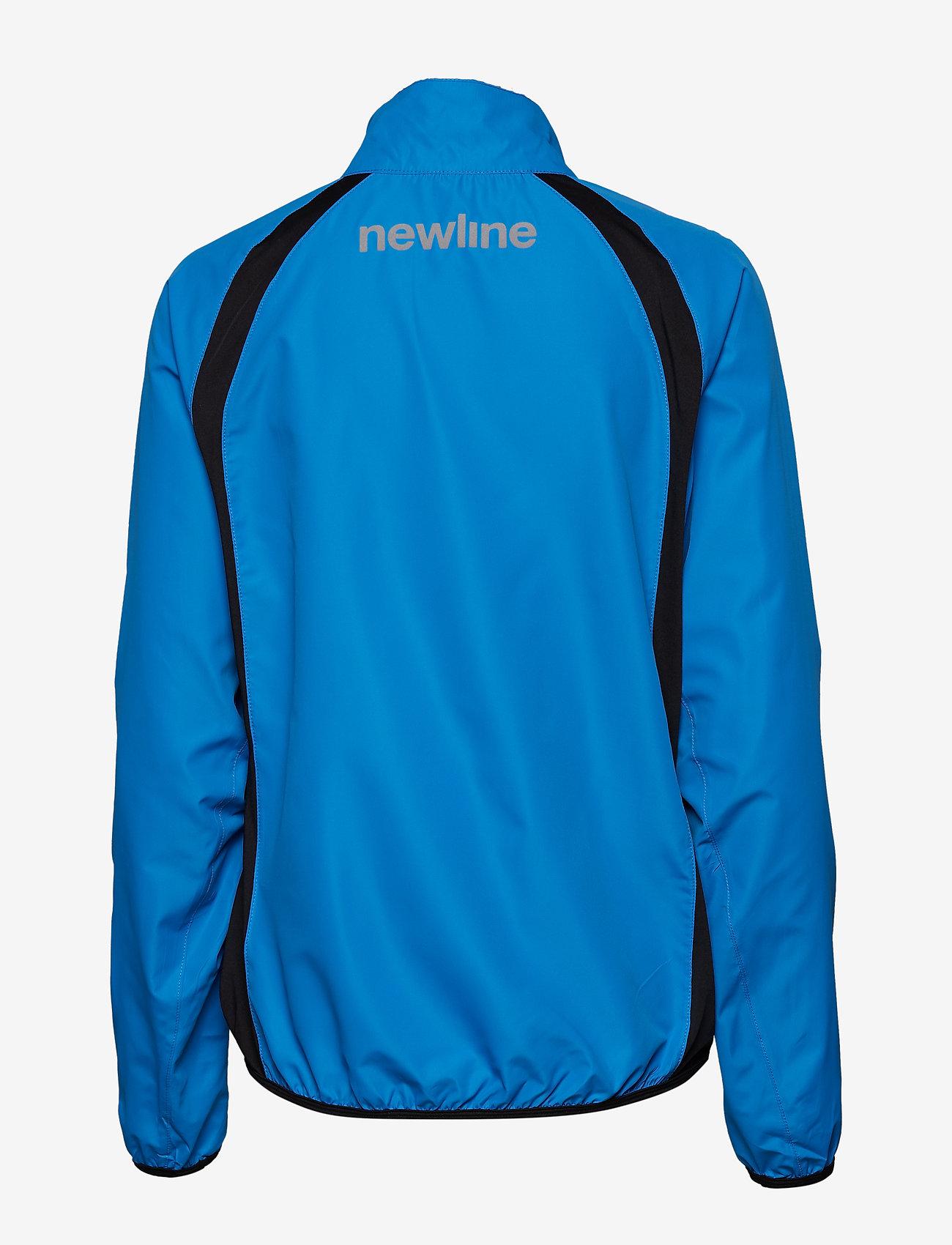 Newline - Core Jacket - träningsjackor - blue - 1