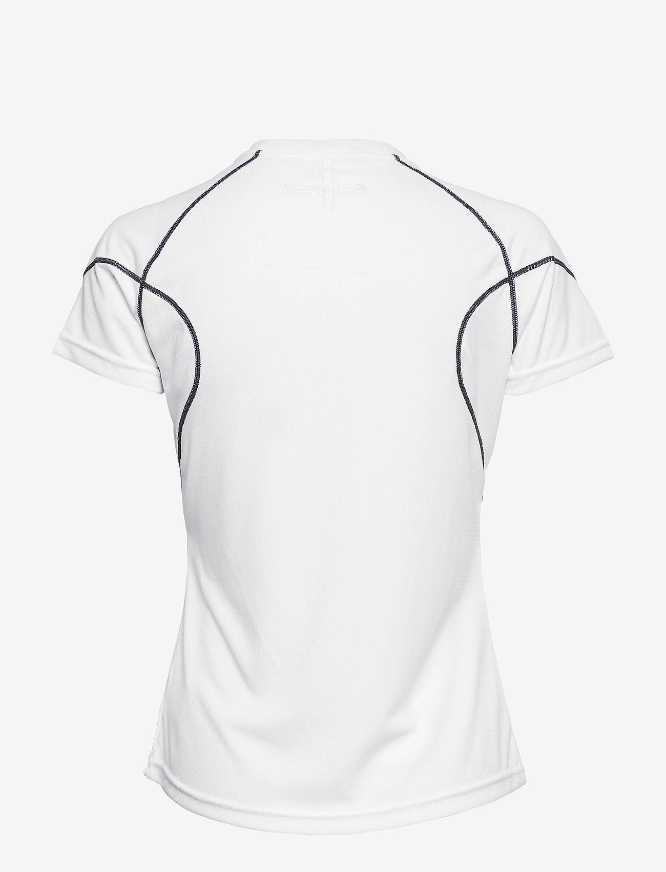Newline - Core Coolskin Tee - t-shirty - white - 1