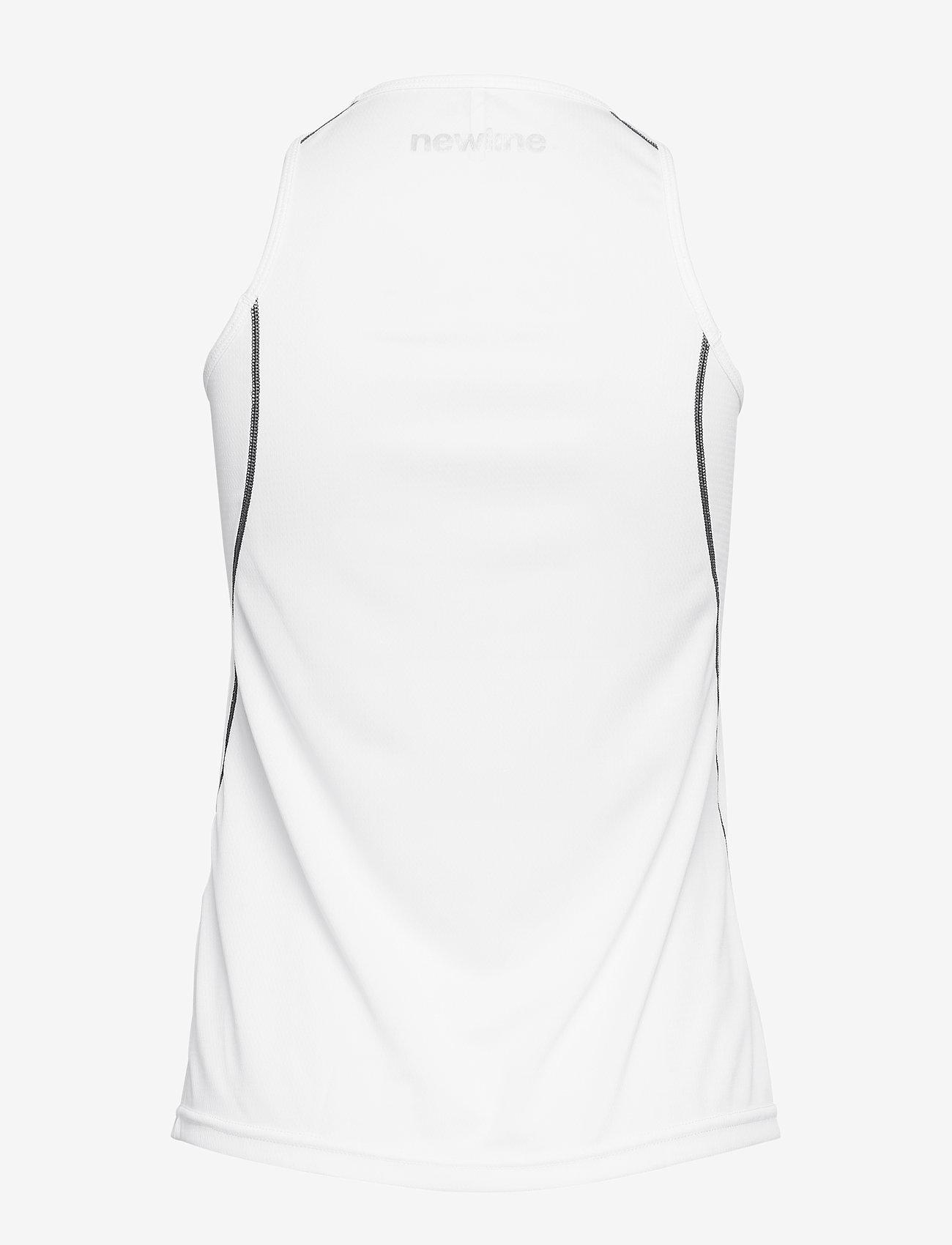 Newline - Core Coolskin Singlet - linnen - white - 1