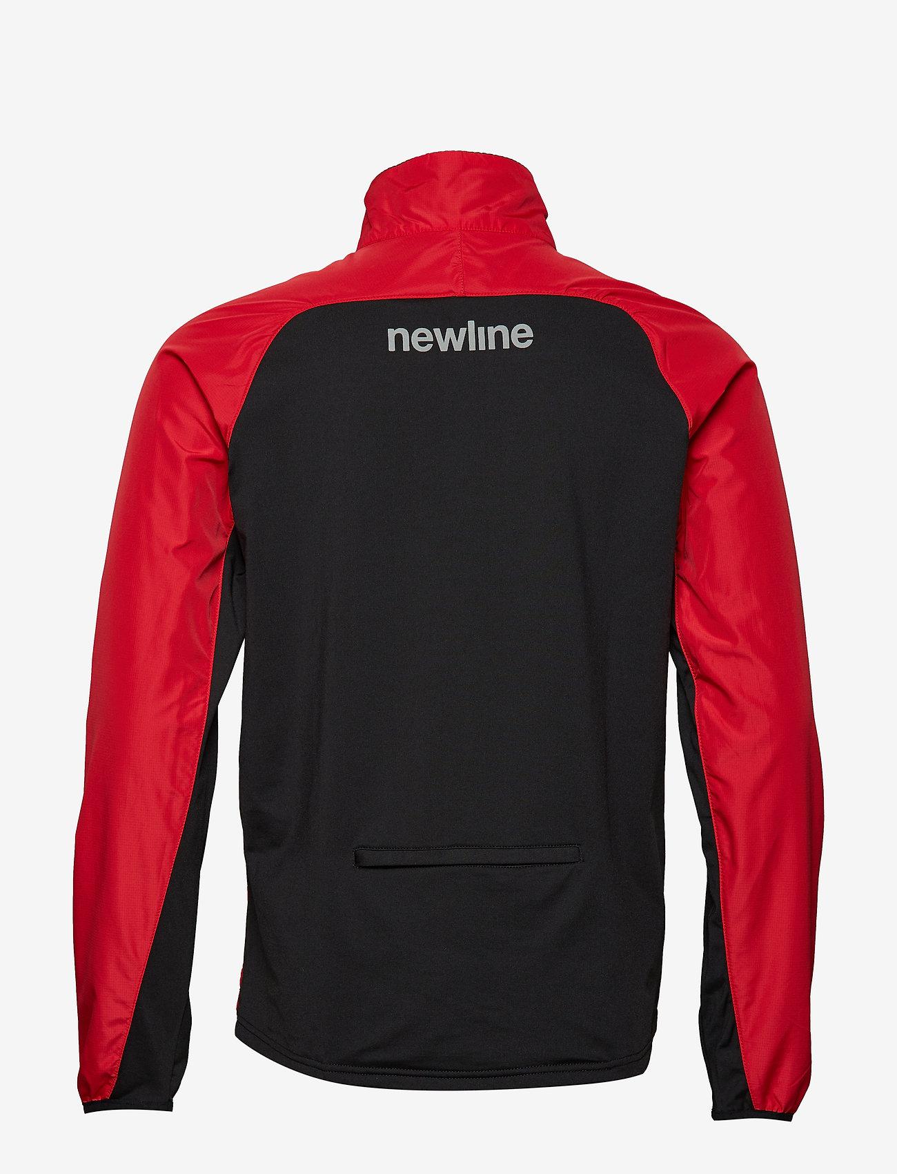 Newline Core Cross Jacket - Jakker og frakker RED - Menn Klær
