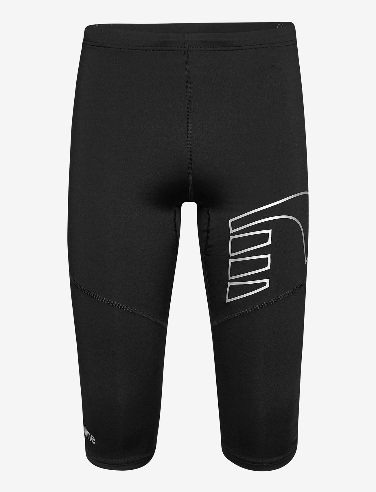 Newline - Core Knee Tights - løbe- og træningstights - black - 0