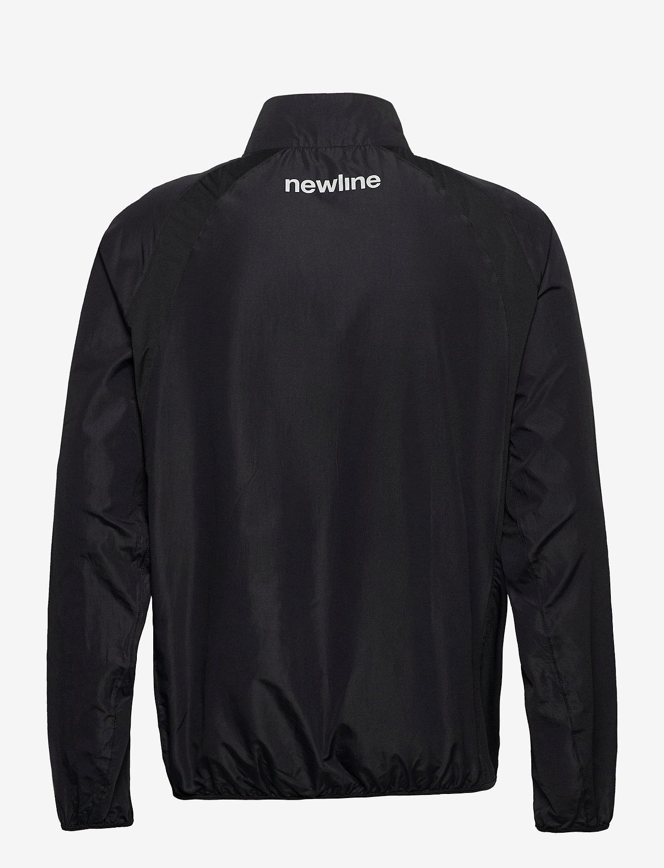 Newline - CORE JACKET - sportsjakker - black - 1