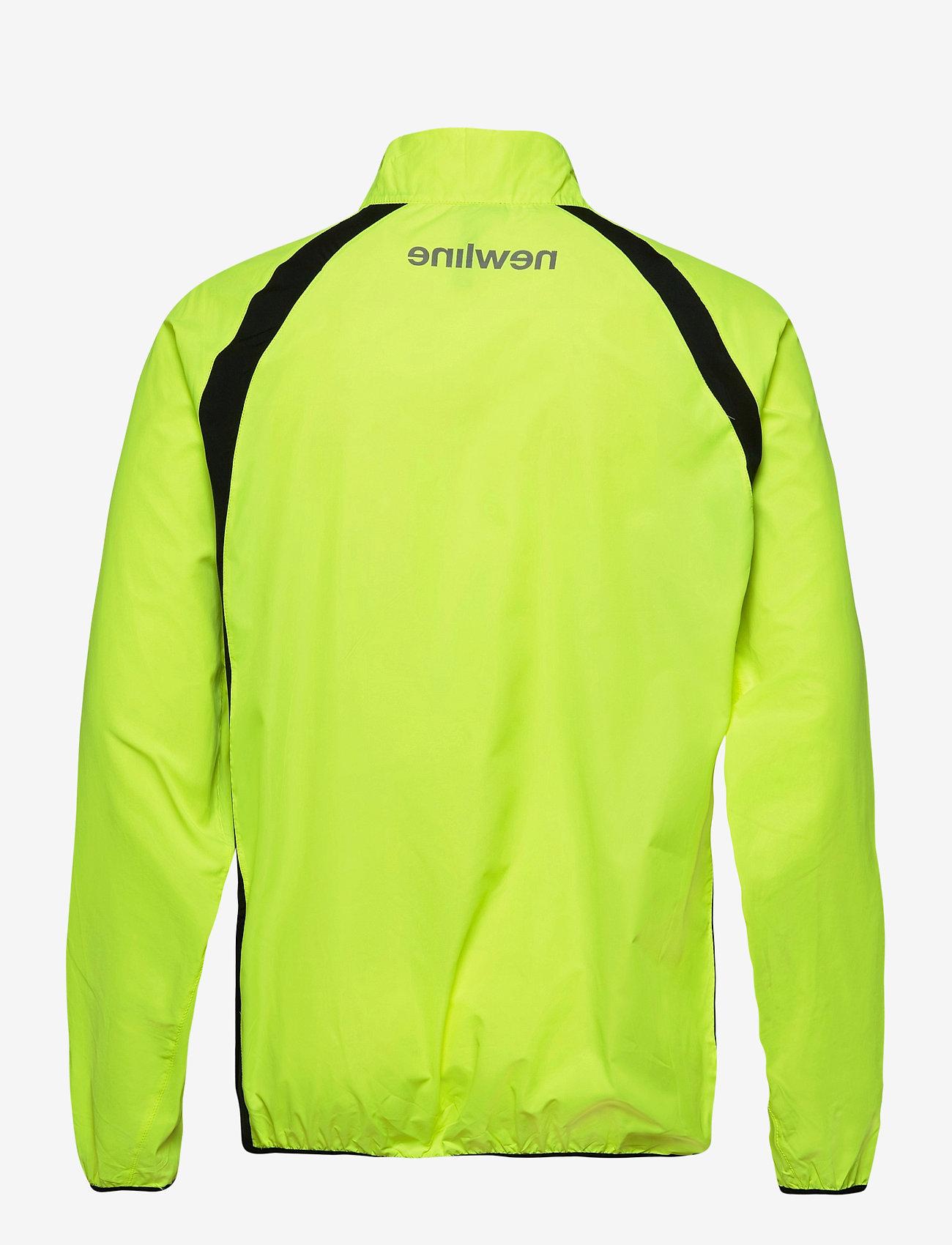 Newline - CORE JACKET - sportsjakker - neon yellow - 1