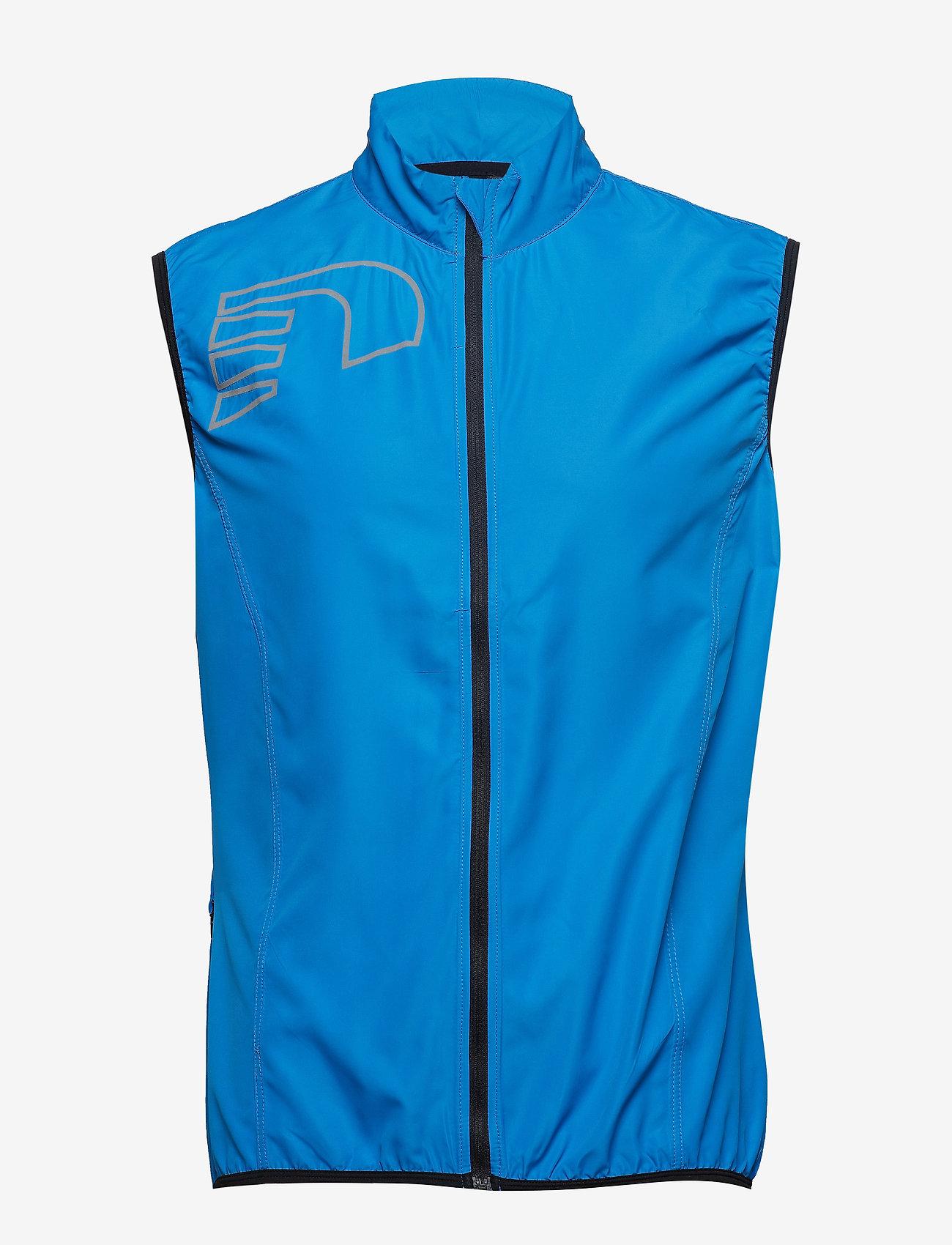 Newline - Core Vest - træningsjakker - blue - 0