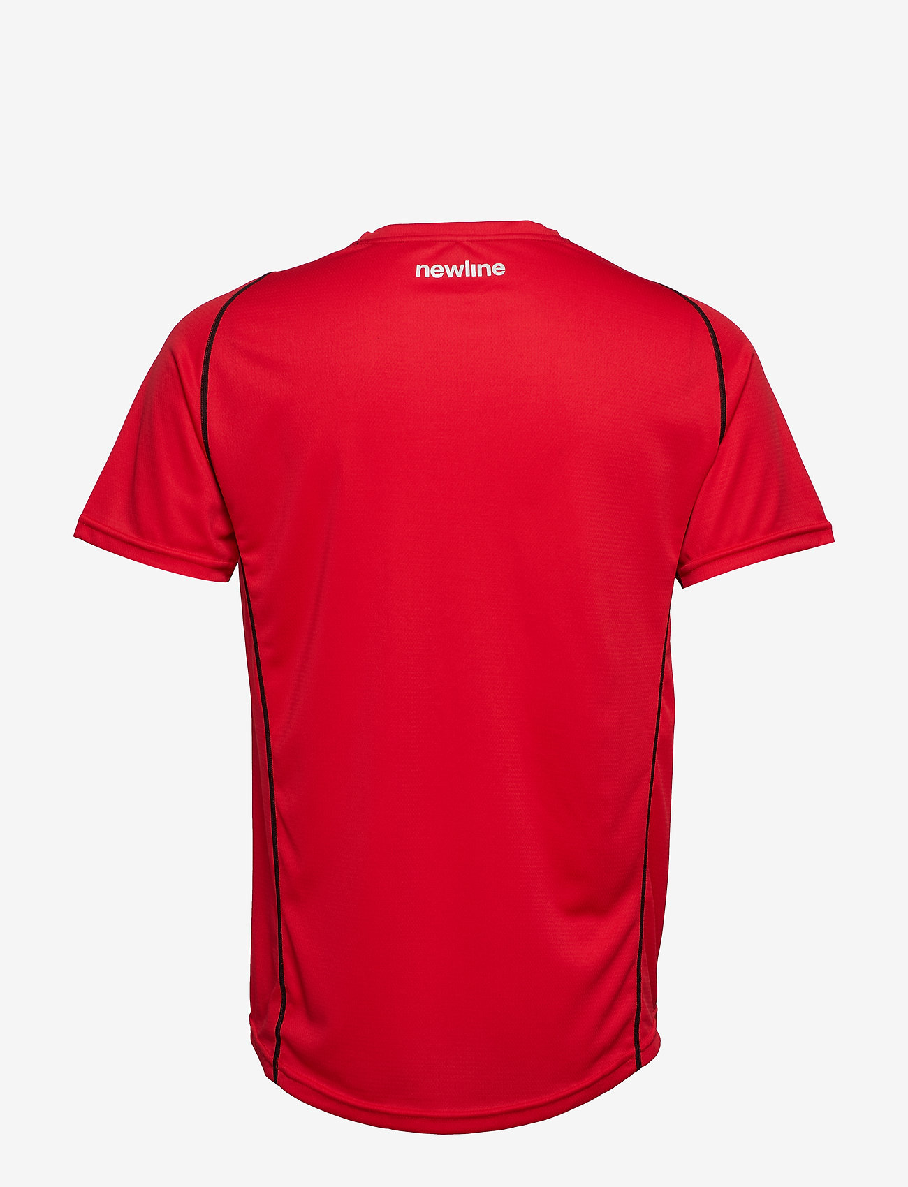Newline - Core Coolskin Tee - t-shirts - red - 1