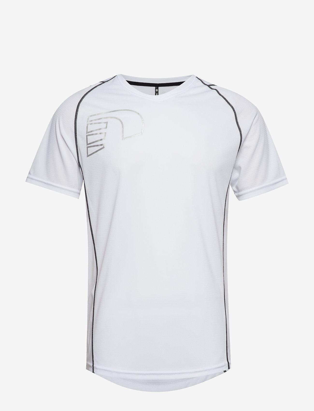 Newline - Core Coolskin Tee - t-shirts - white - 0