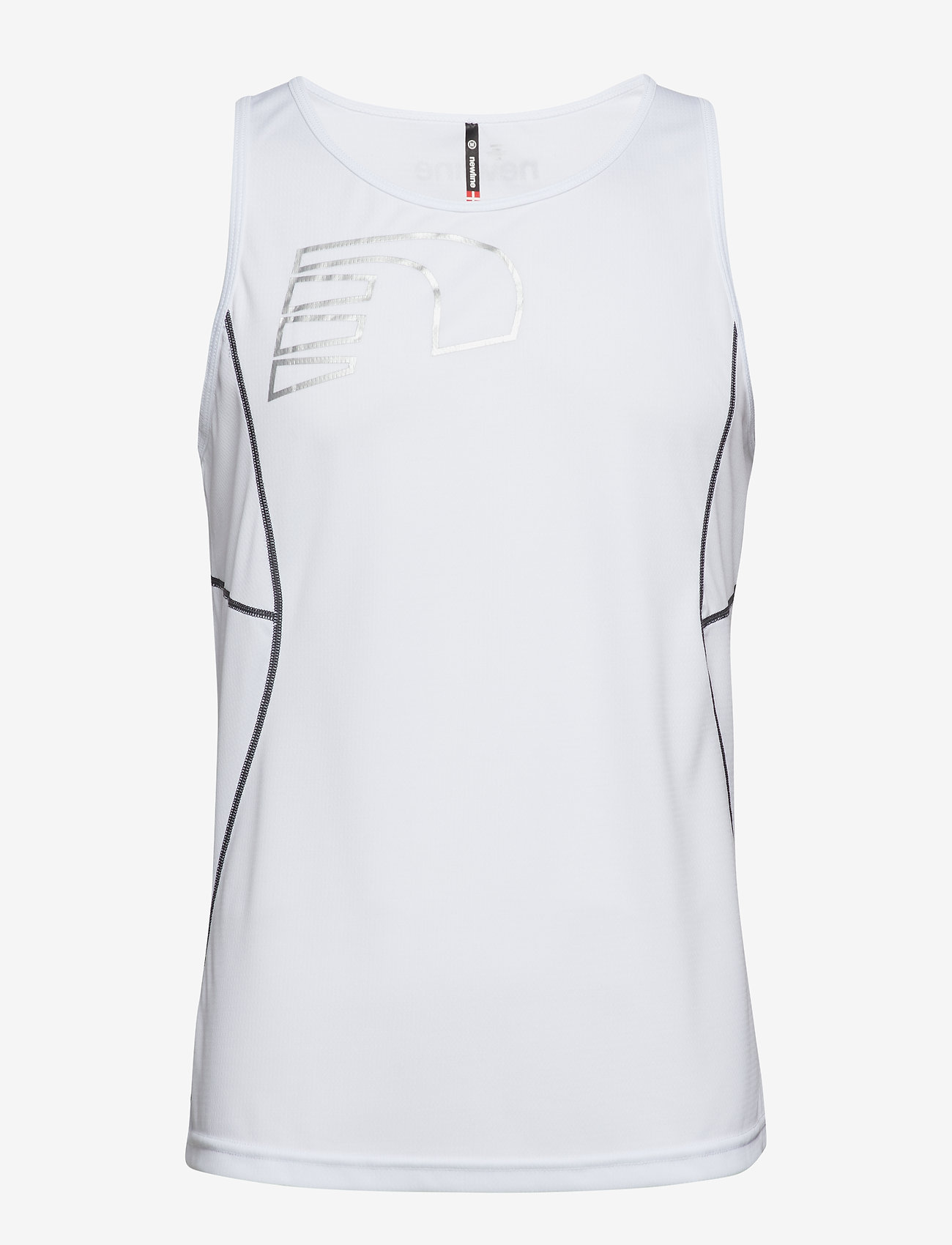 Newline - Core Coolskin Singlet - sporttoppar - white - 0