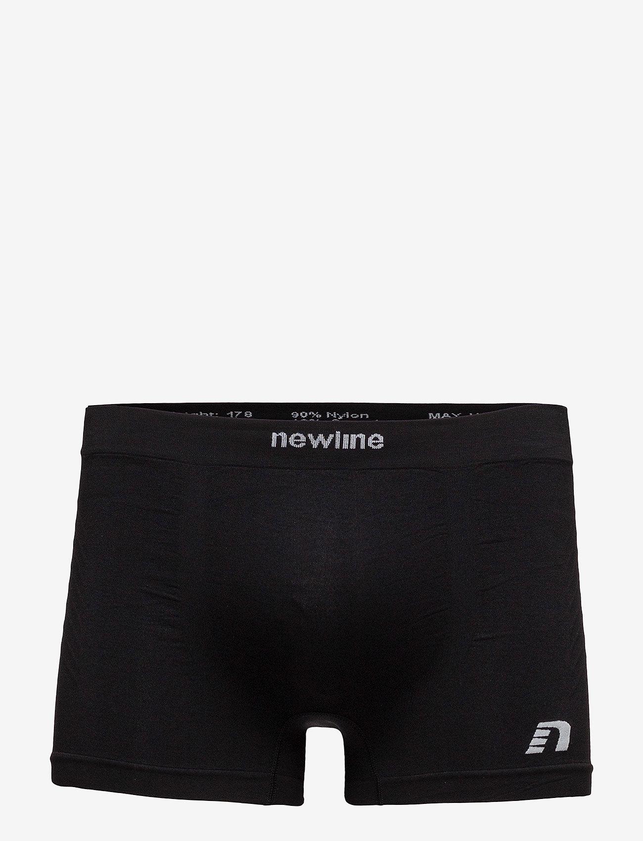 Newline - BOXER - bokseršorti - black - 0