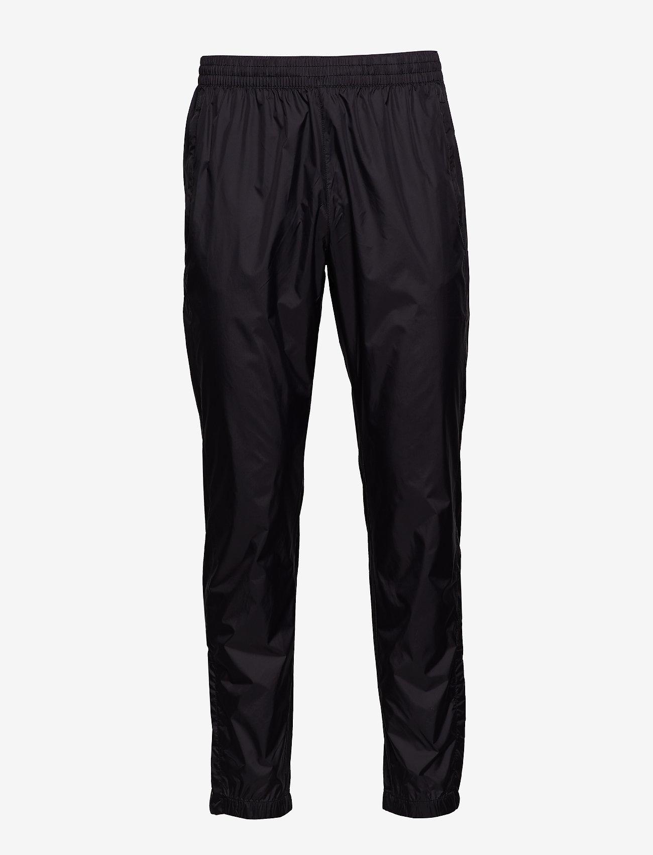 Newline - BLACK TRACK PANTS - spodnie treningowe - black - 0